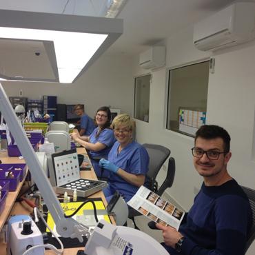 new dental laboratory in worthing